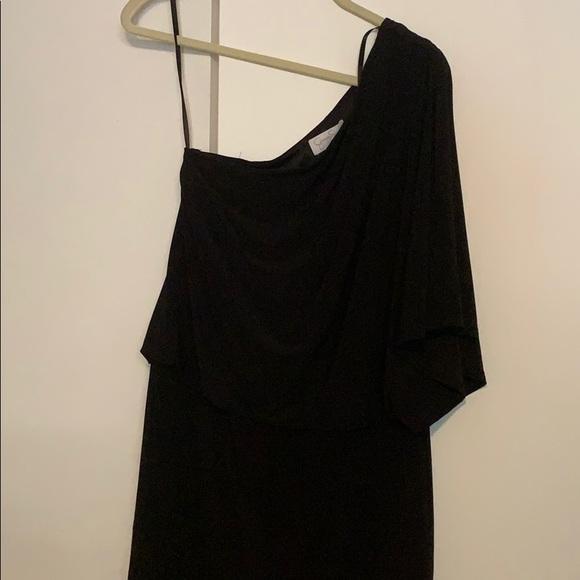 Jessica Simpson Dresses & Skirts - Black one shoulder dress